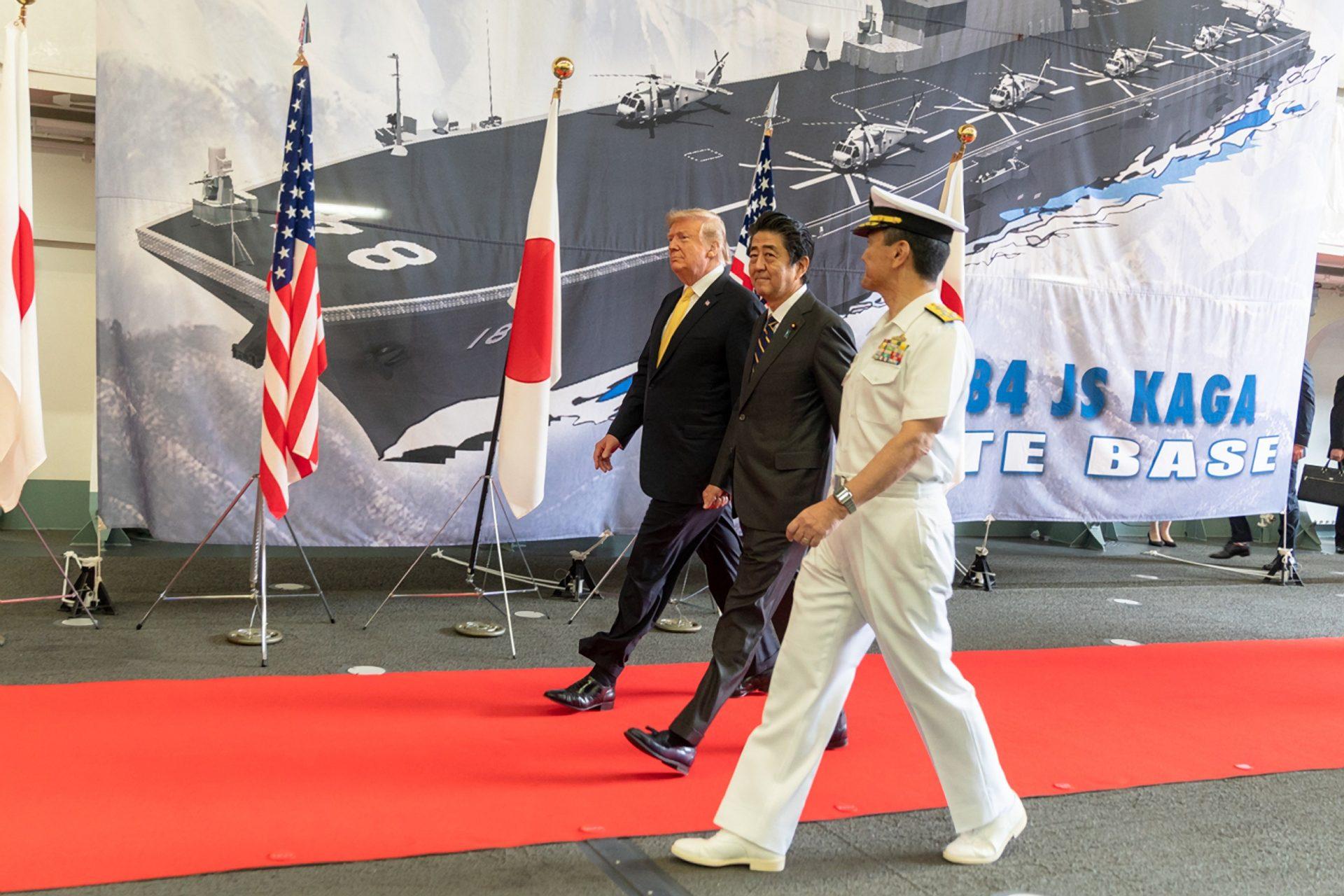 日米安全保障条約改定60周年を迎えて、元統合幕僚長の岩崎氏による「今後の日米関係の在り方」