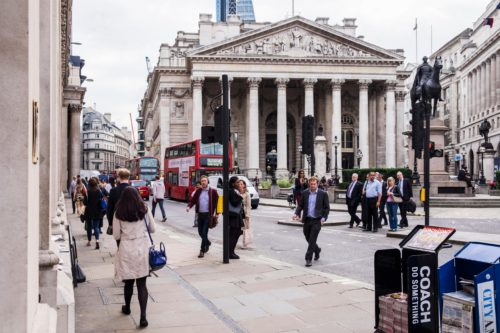 ロンドンの中のロンドン:シティ・オブ・ロンドンの生存戦略