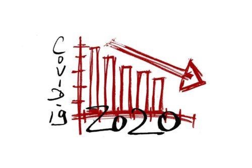 新型コロナ第二波で経常収支が改善する国、悪化する国