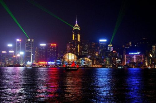 在香港米国企業による香港の見方