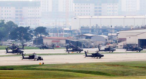 在韓米軍基地の必要性を評価するもう1つの視点