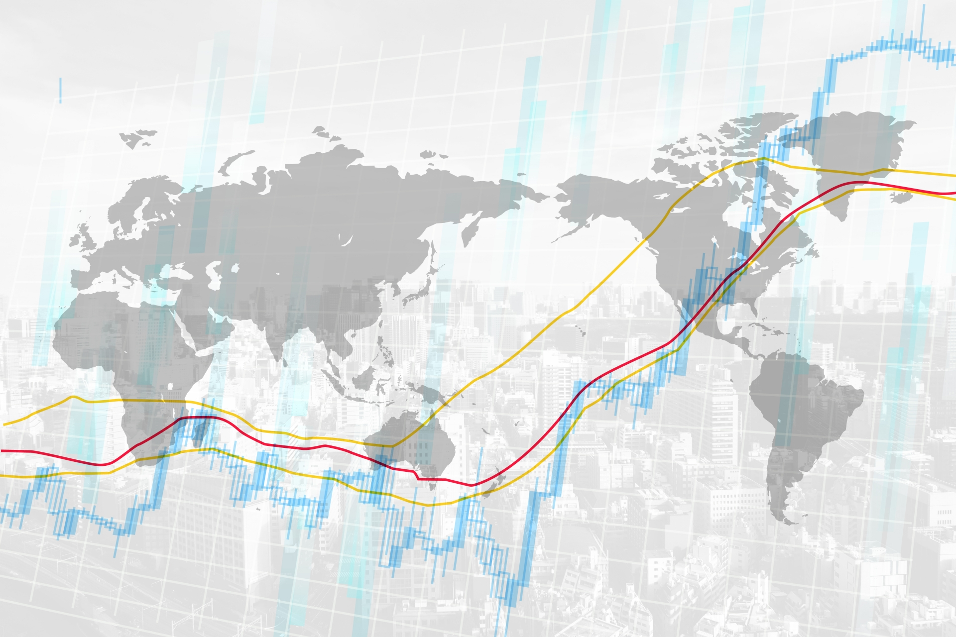 IMFは引き続き資産価格を割高と評価