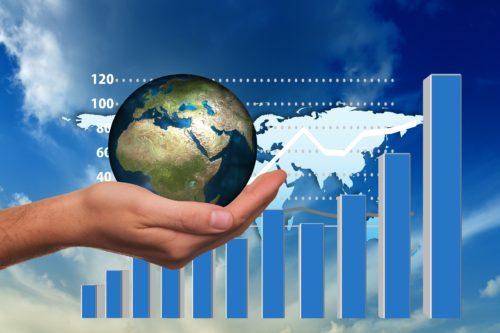 久方ぶりに中期経済成長率に言及したIMF