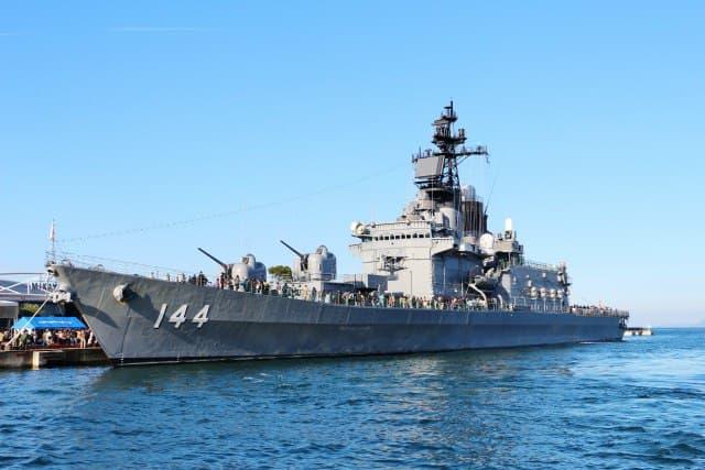 イージス・アショア代替案、イージス艦2隻建造か