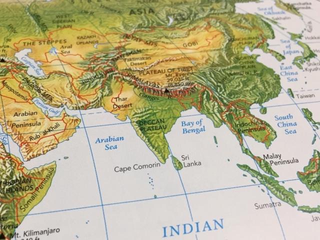 インドの立ち位置、上海協力機構とQUAD