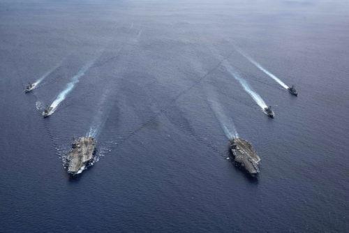 南シナ海・東シナ海における米中戦略的競争(その1)