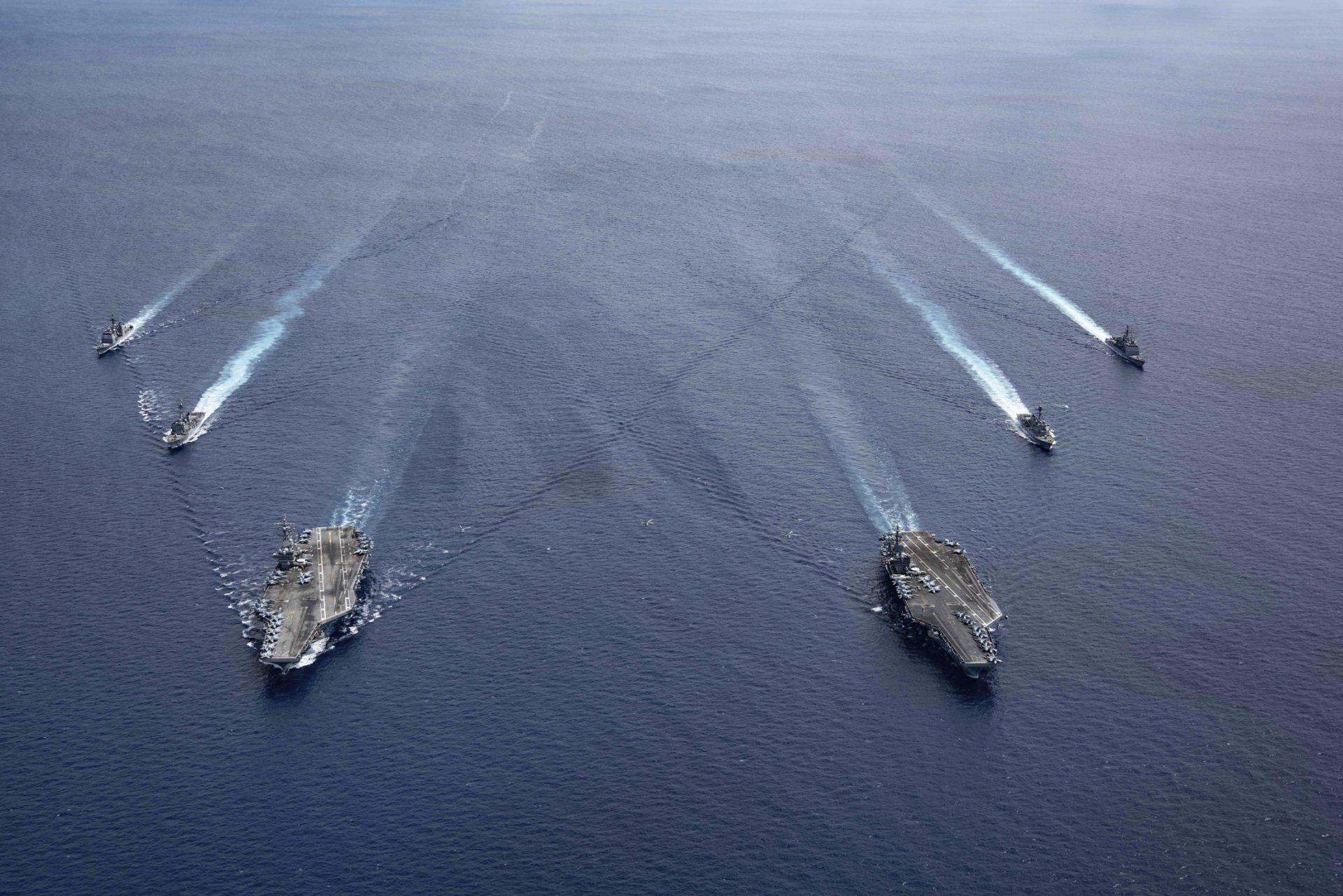 南シナ海・東シナ海における米中戦略的競争(その2)