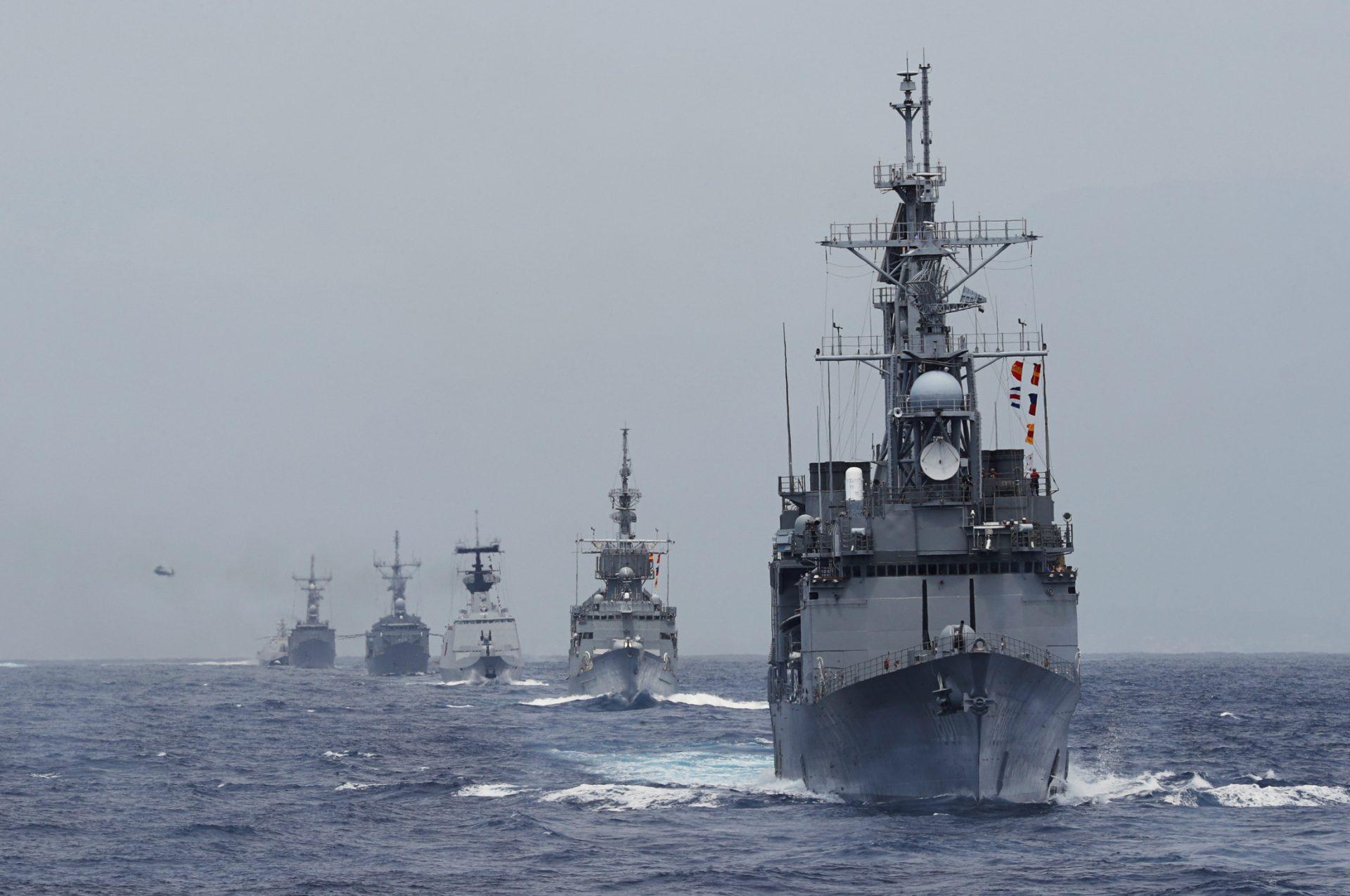 台湾を巡る米中対立(その1)
