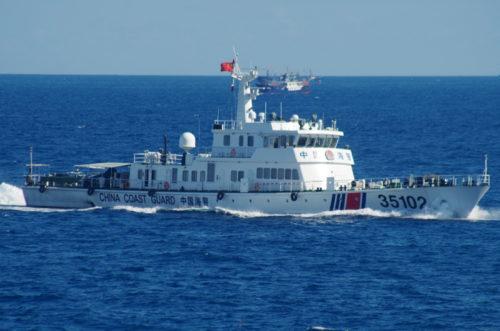 中国海警法を巡る世論戦-その光と影