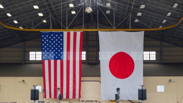 変容する同盟―日米同盟(1)
