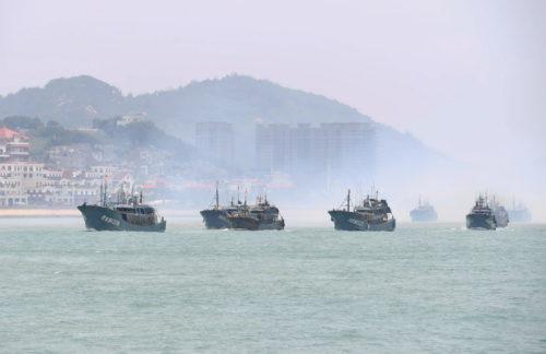 多国間共同監視の役割-東シナ海における国際的警戒監視活動