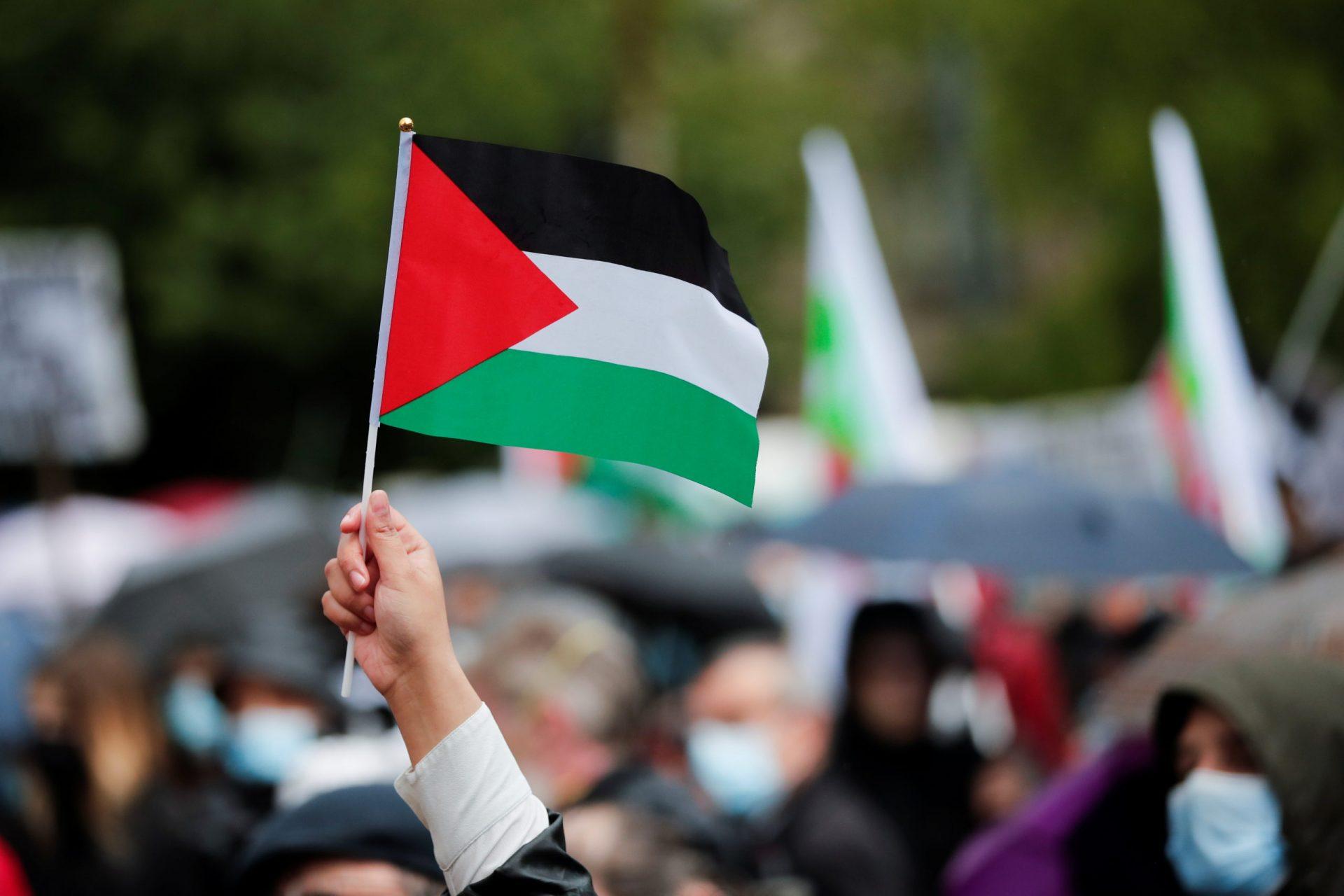 イスラエルとハマス停戦合意成立(1)