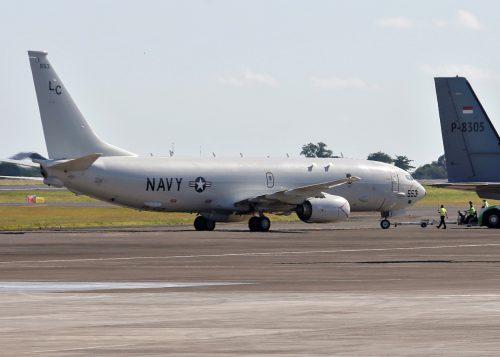 世界に普及拡大するP-8哨戒機
