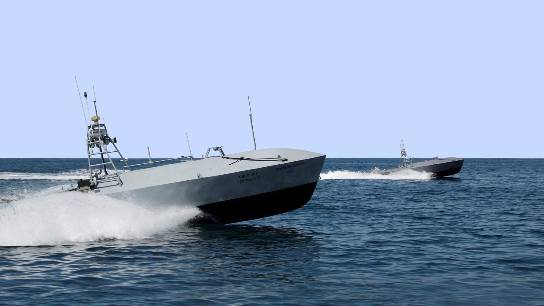 幽霊艦隊はどこに向かうのか-米海軍USV開発の動向-