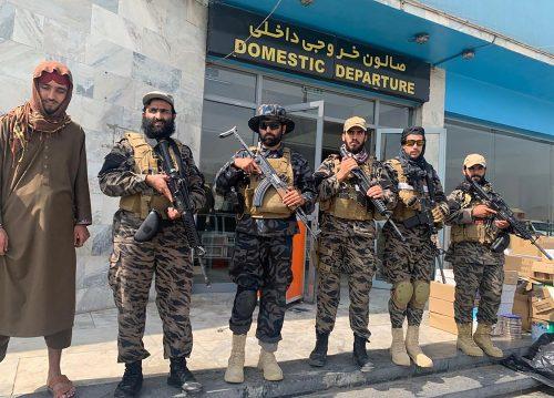 アフガニスタンという巨象:タリバンのカブール制圧、求められる外交の復権