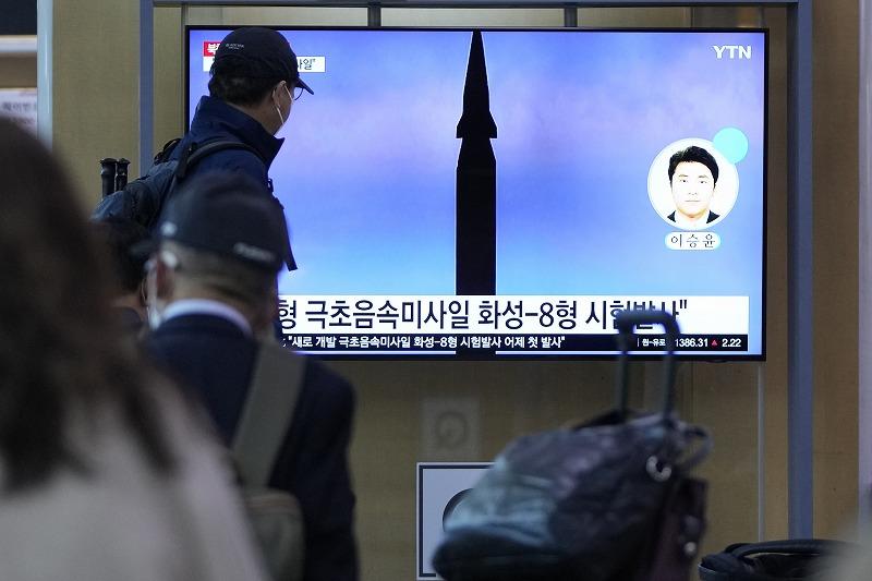 先端技術は世界を変える-極超音速ミサイルを例に-